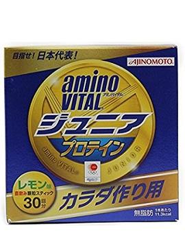 アミノバイタルのジュニアプロテイン(画像引用元:amazon)