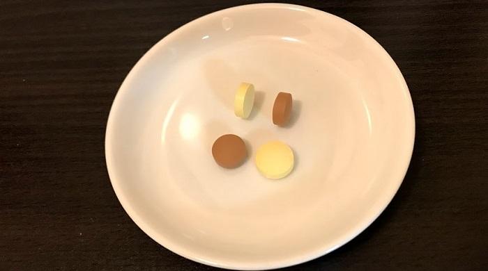 バルクアップHMBチョコ味粒の評価