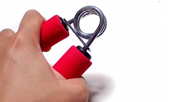 握力強化のためのハンドグリッパー6