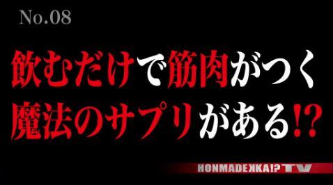 hmbとホンマでっかTV
