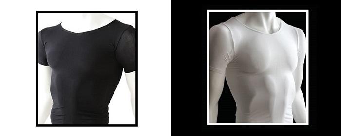 加圧インナーシャツの効果