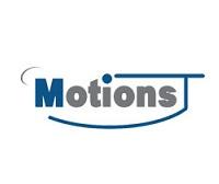 MOTIONSのロゴ