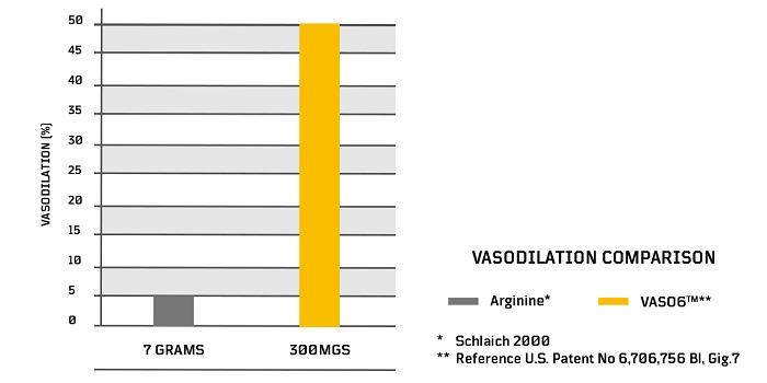 マイプロテインプレワークアウトVASO6効果
