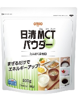 日清MCTパウダー(画像引用元:amazon)