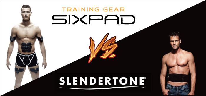 sixpadシックスパッドslendertoneスレンダートーン比較