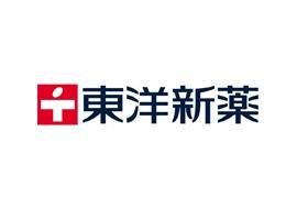 メタルマッスルHMBの製造所の東洋新薬ロゴ
