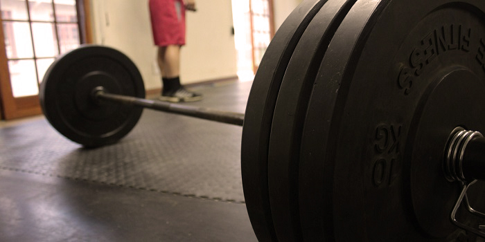 トレーニングベンチの耐荷重(筋トレ上級者)