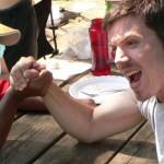 腕相撲の攻め方のコツ