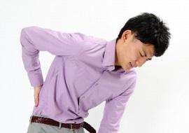 筋膜リリースで腰痛改善